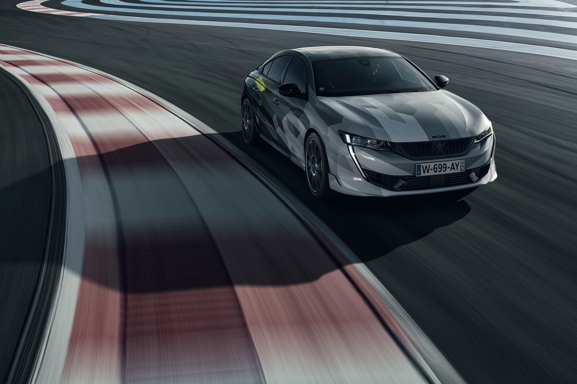 Peugeot 508 Sport Engineered Hibrido Dm 6