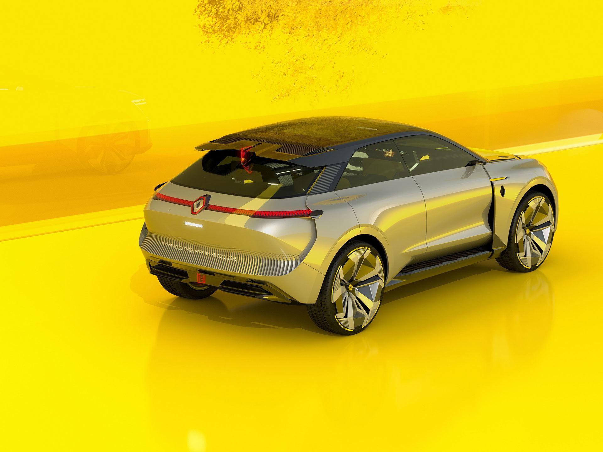 Renault Morphoz 2020 125