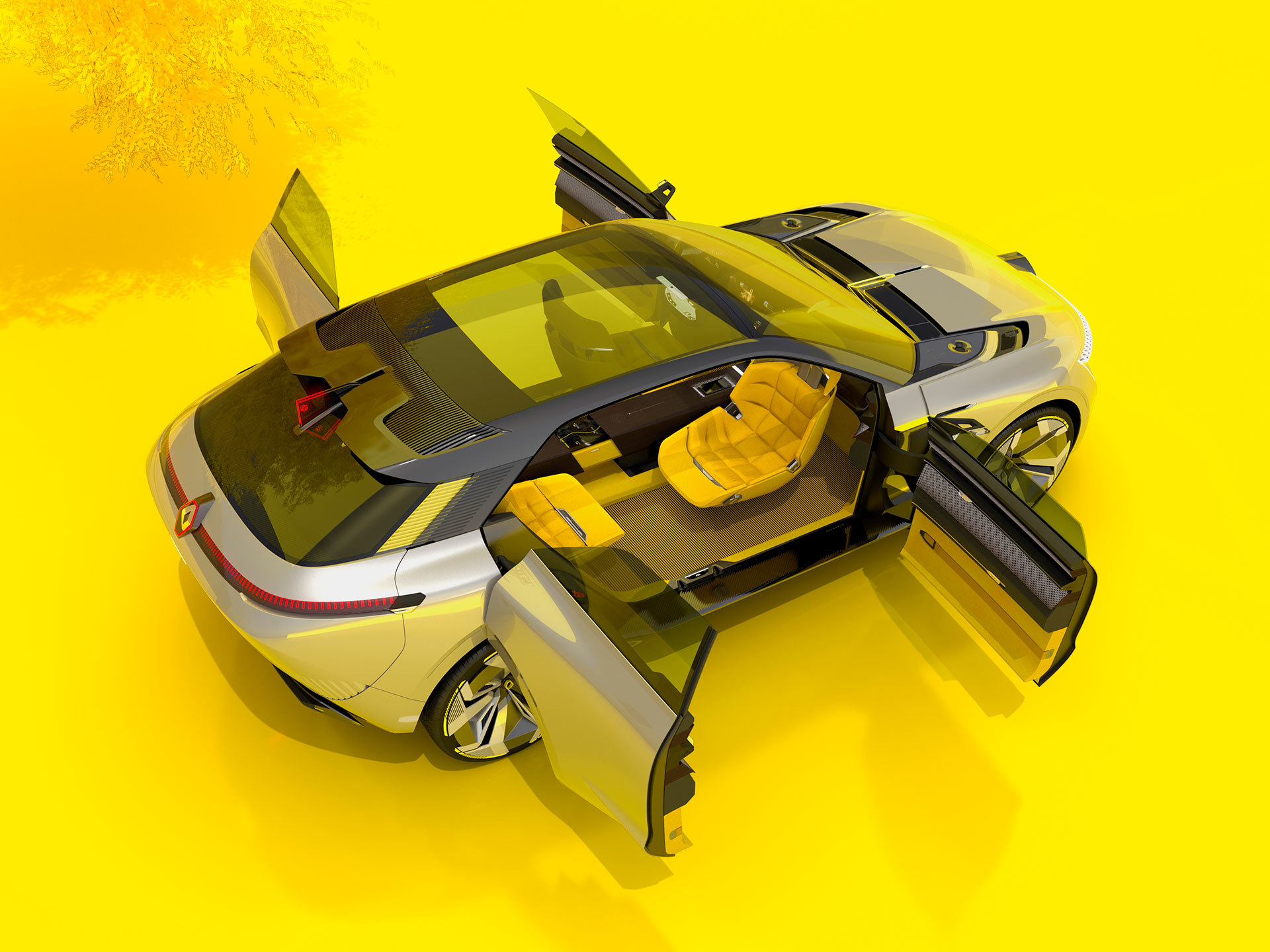 Renault Morphoz 2020 128