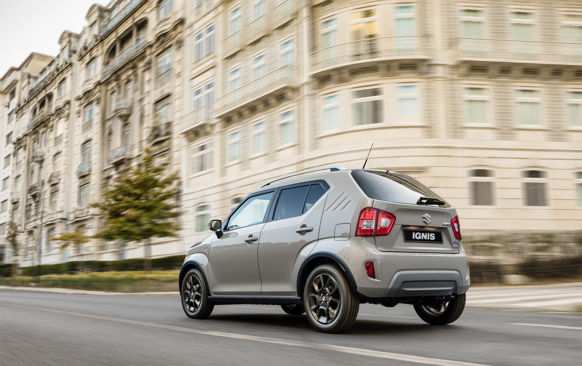 Suzuki Ignis 2020 Hybrid 01