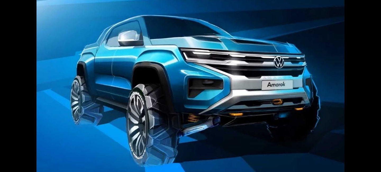2021 VW Amarok Research New