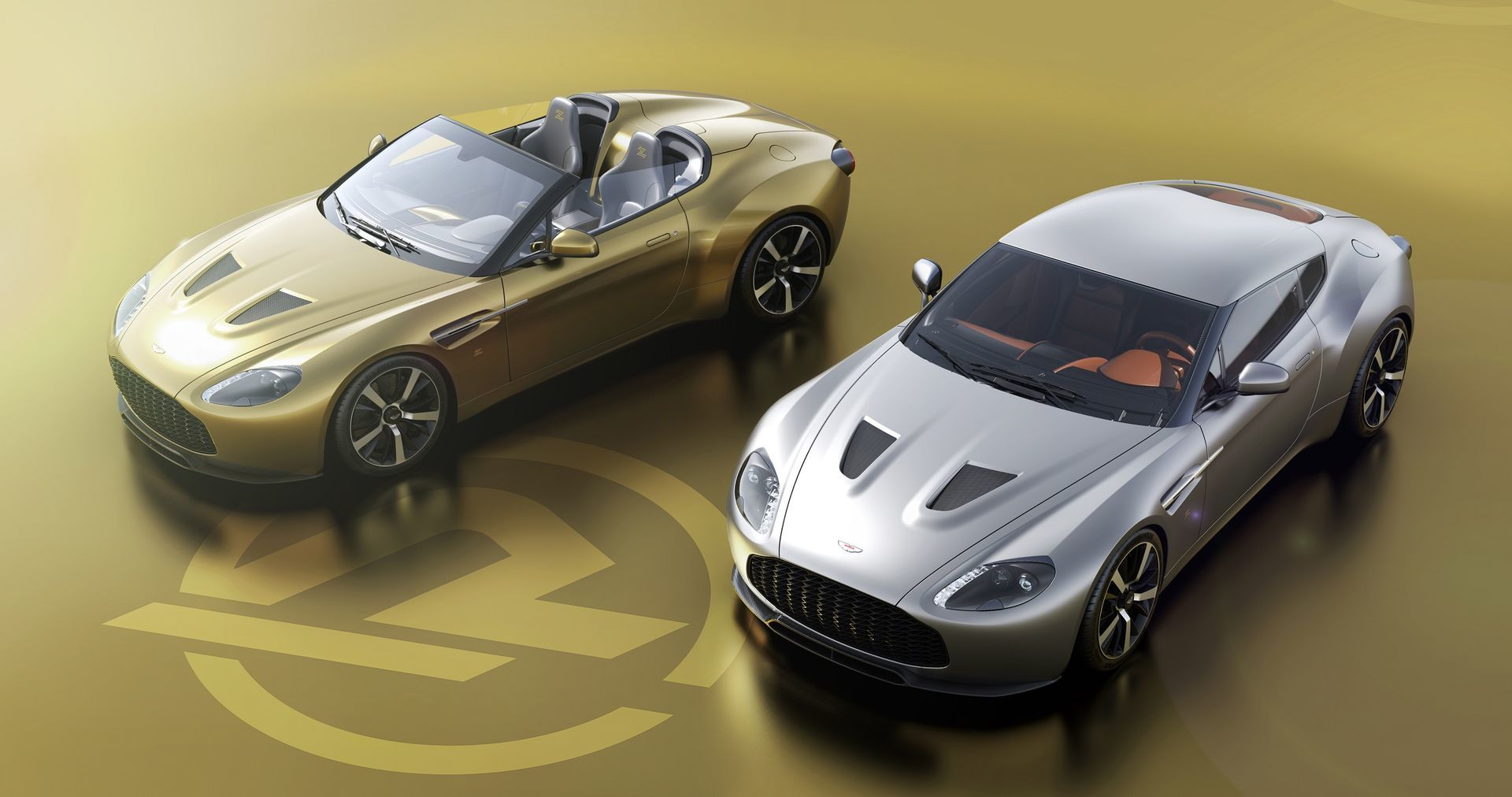Aston Martin Zagato Twins 1