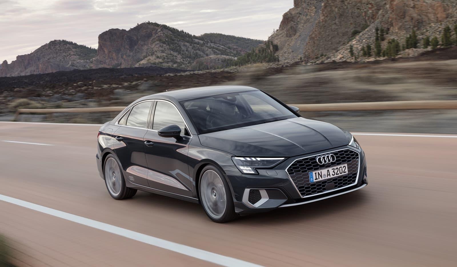 Audi A3 Sedan 2020 0420 003