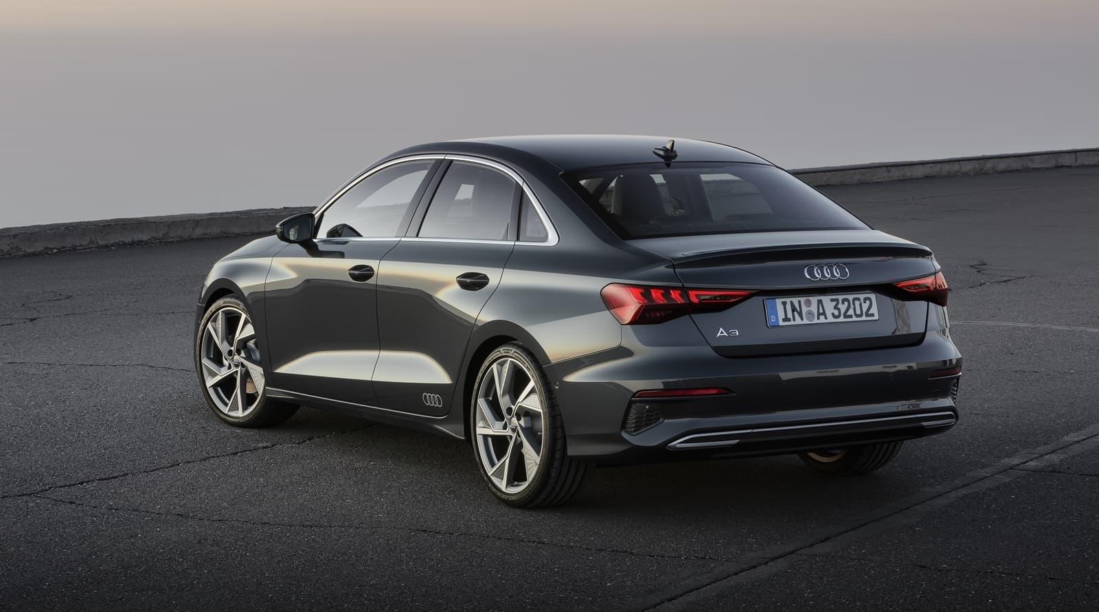 Audi A3 Sedan 2020 0420 008
