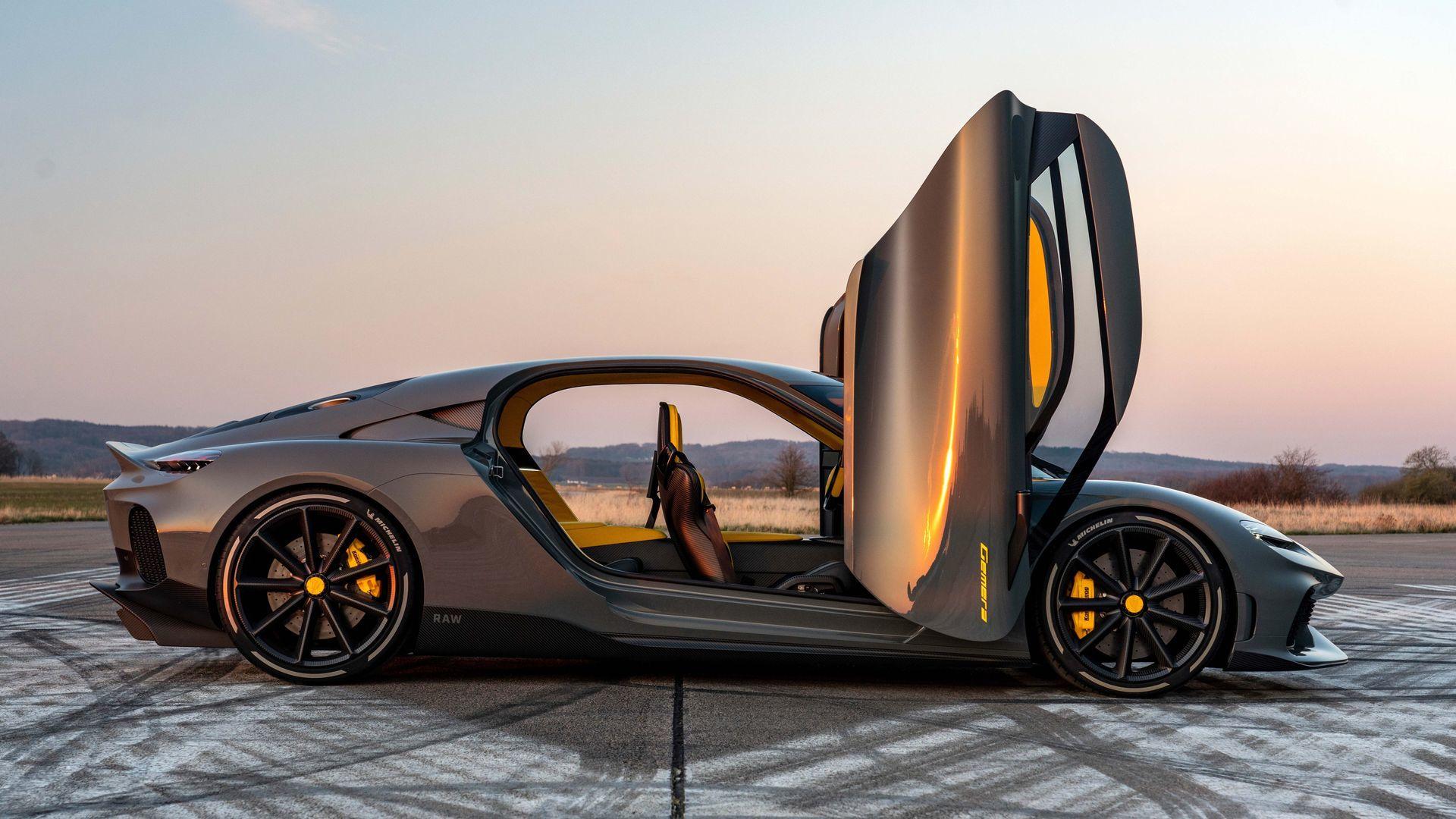 Koenigsegg Jesko Gemera 2020 24