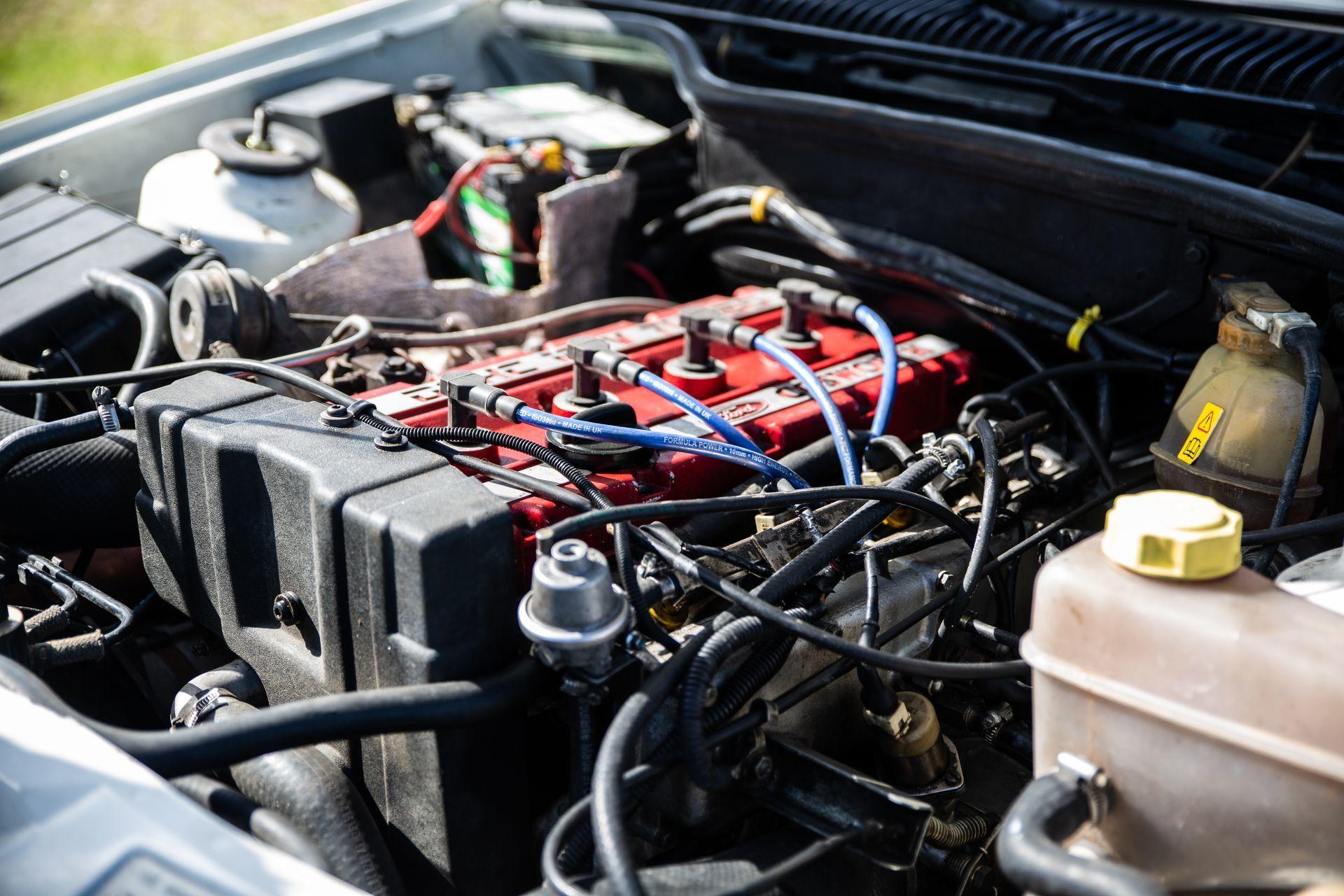 Ford Sierra Rs Cosworth Prueba 1