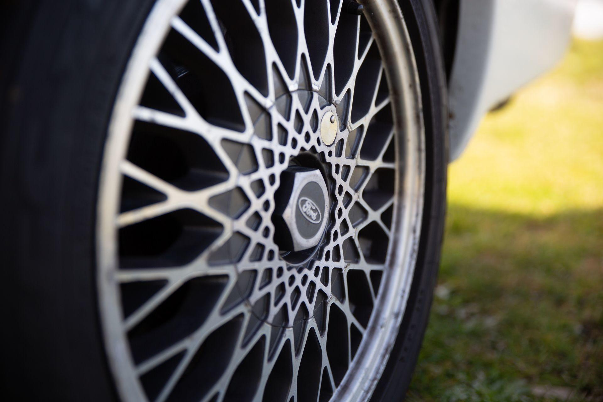 Ford Sierra Rs Cosworth Prueba 3