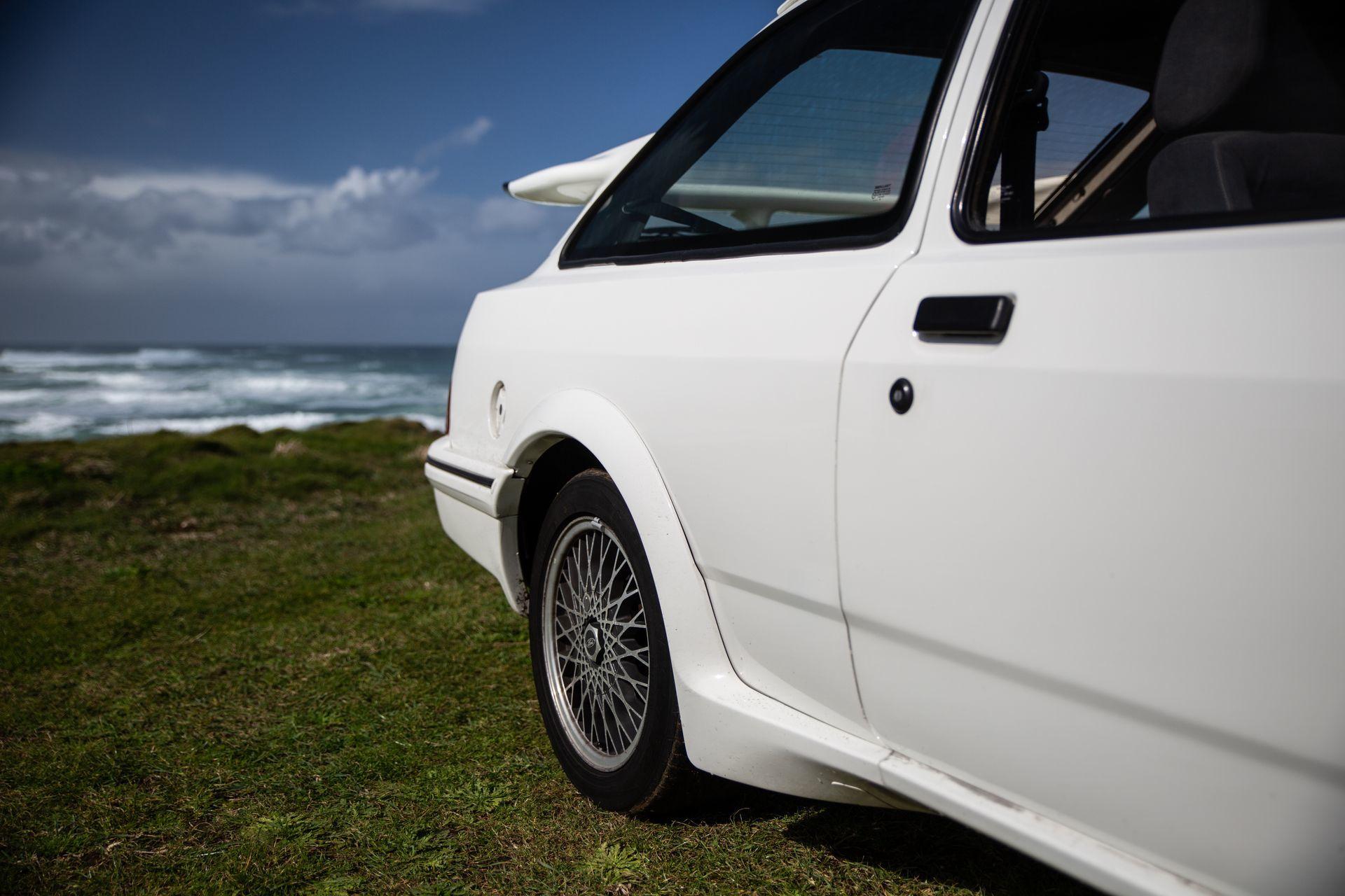 Ford Sierra Rs Cosworth Prueba 5