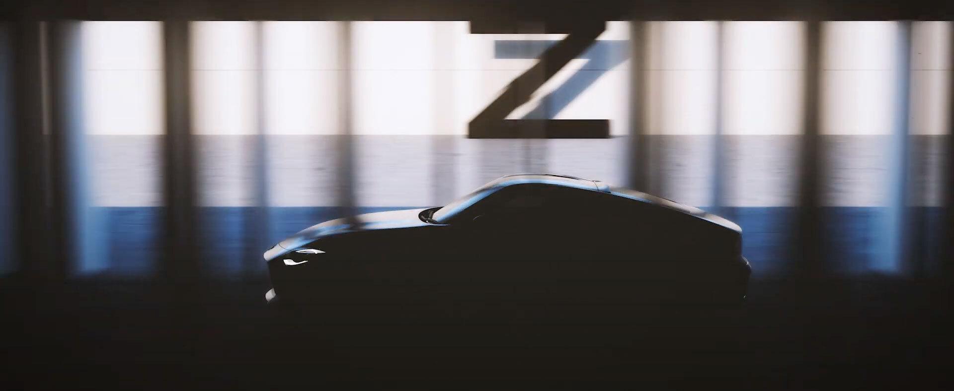 2021 Nissan Z 12