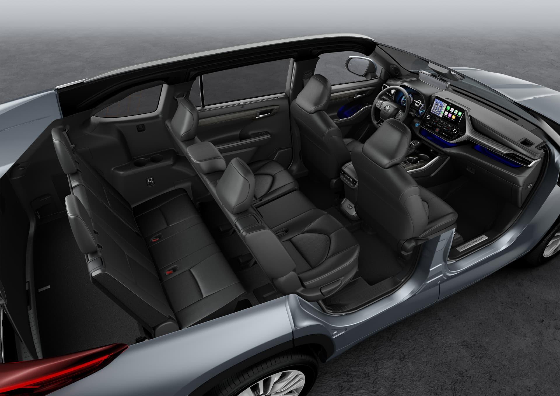 Toyota Highlander 2021 04