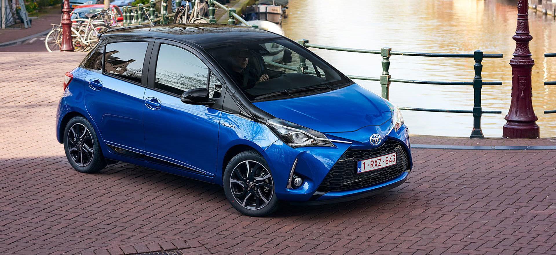 Toyota Yaris Oferta Mayo 2020