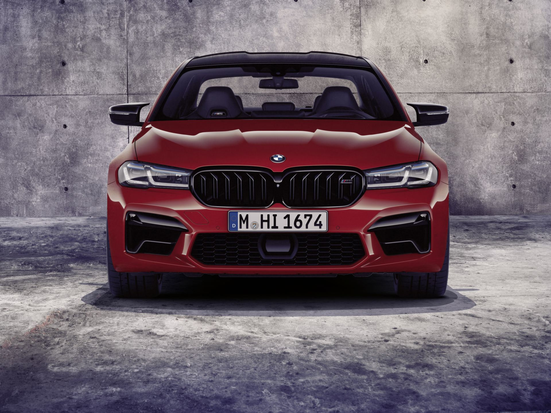 Bmw M5 Competition 2021 1