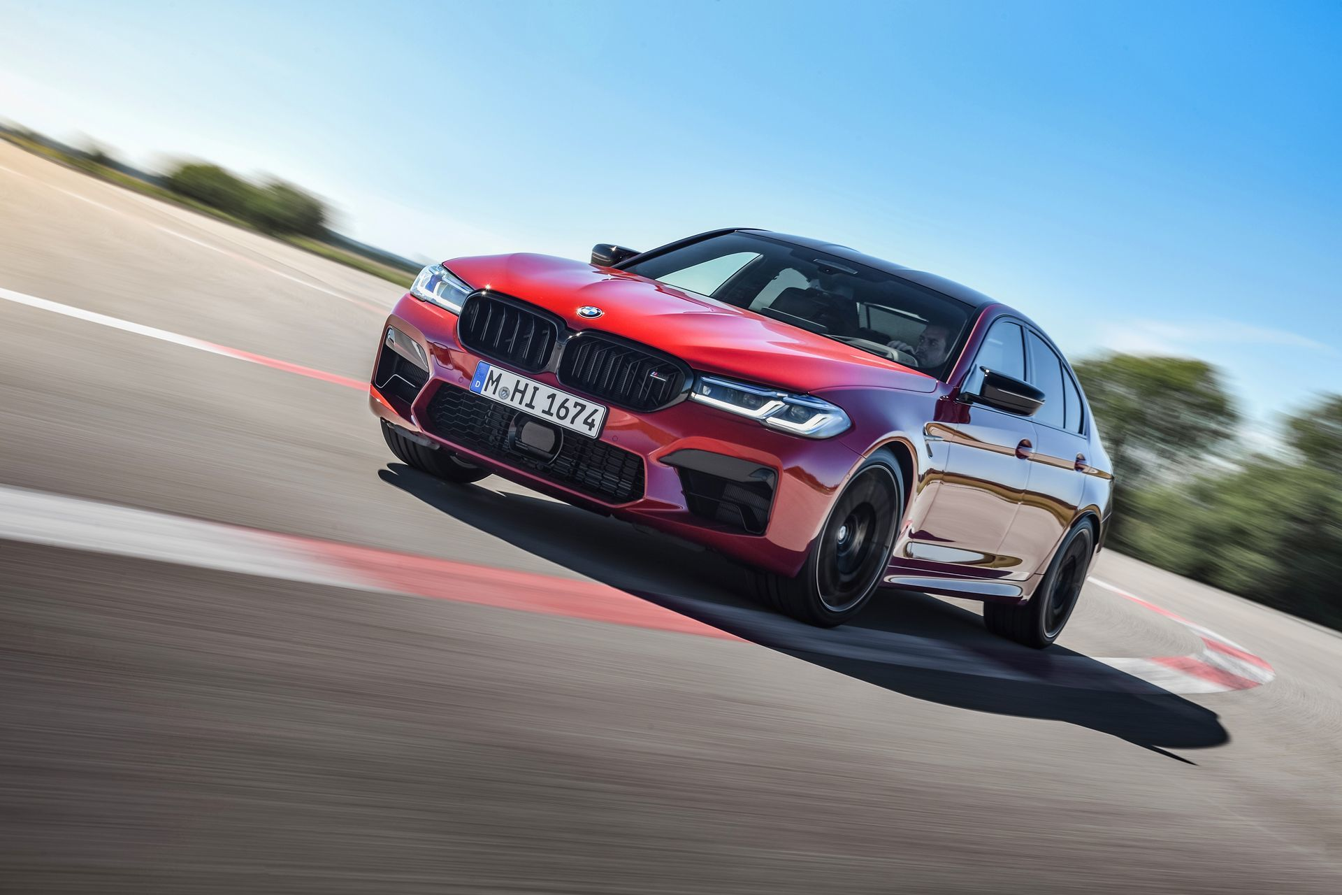 Bmw M5 Competition 2021 2