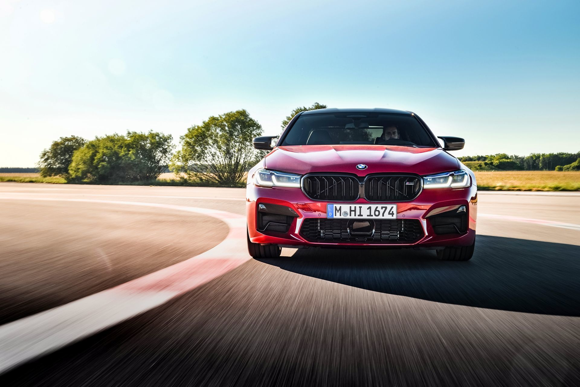 Bmw M5 Competition 2021 3