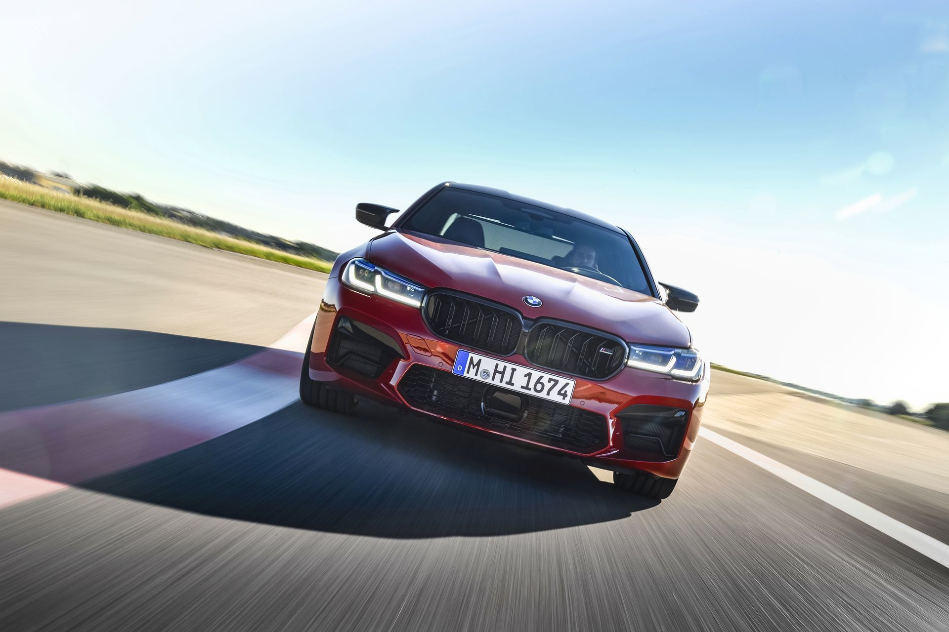 Bmw M5 Competition 2021 4