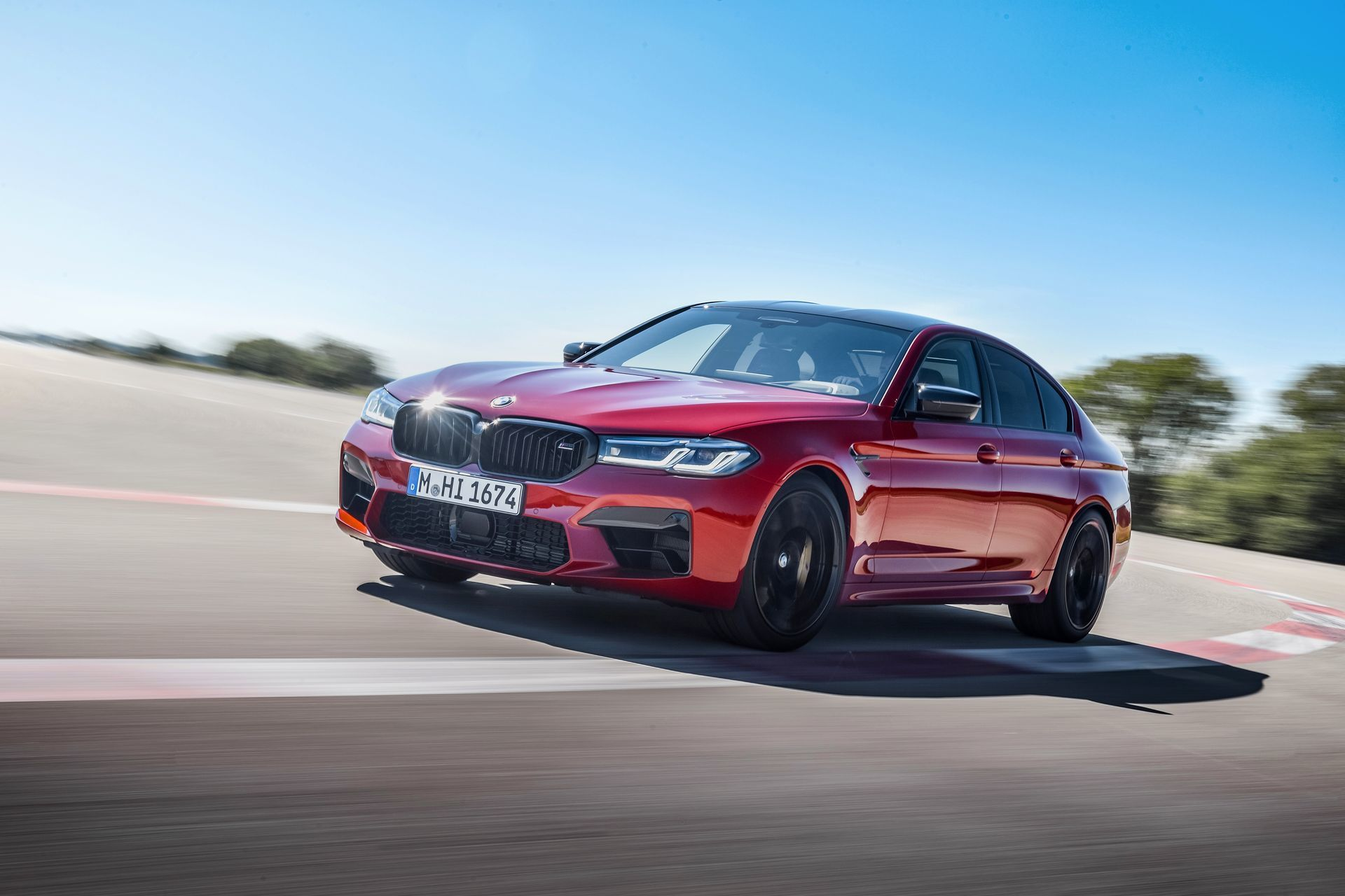 Bmw M5 Competition 2021 5