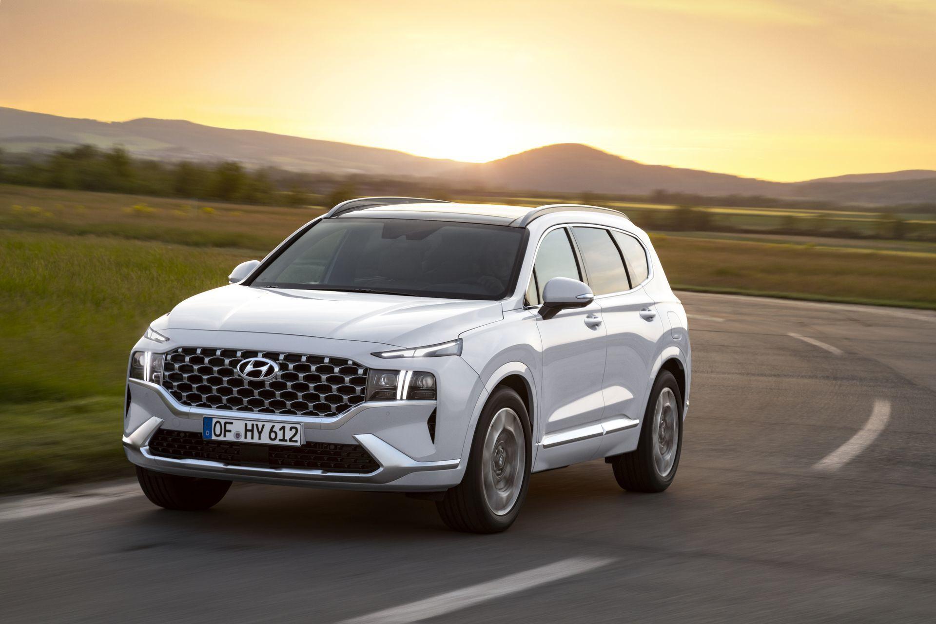 Hyundai Santa Fe 2020 1