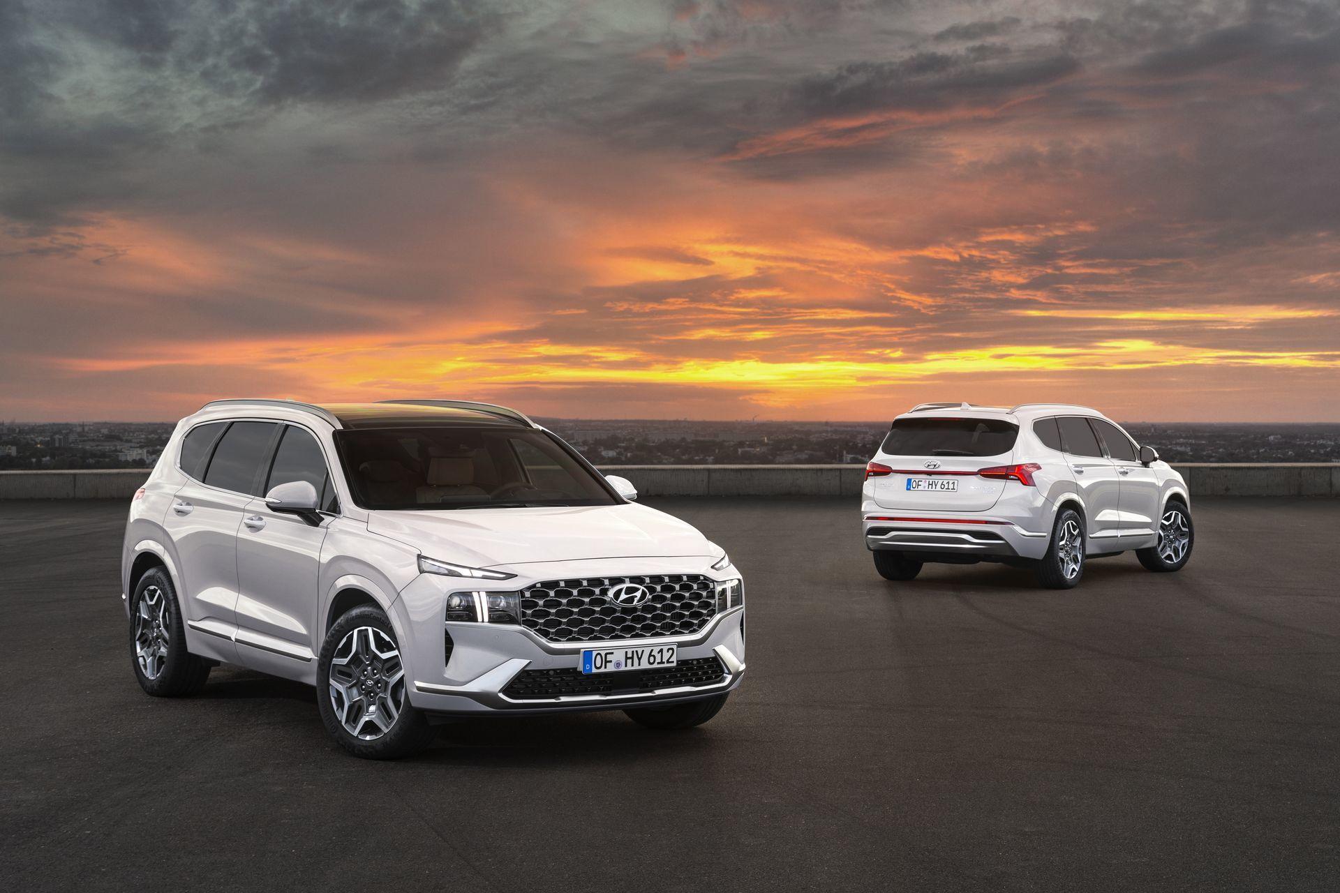 Hyundai Santa Fe 2020 2