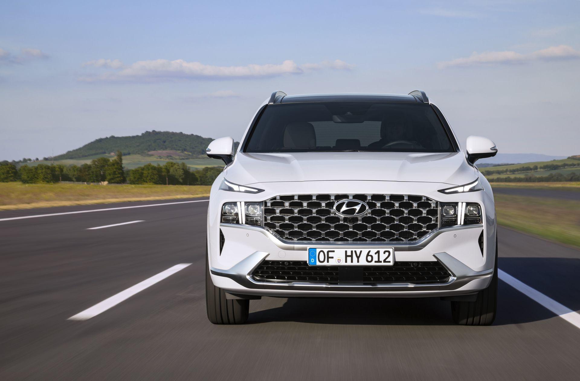 Hyundai Santa Fe 2020 5