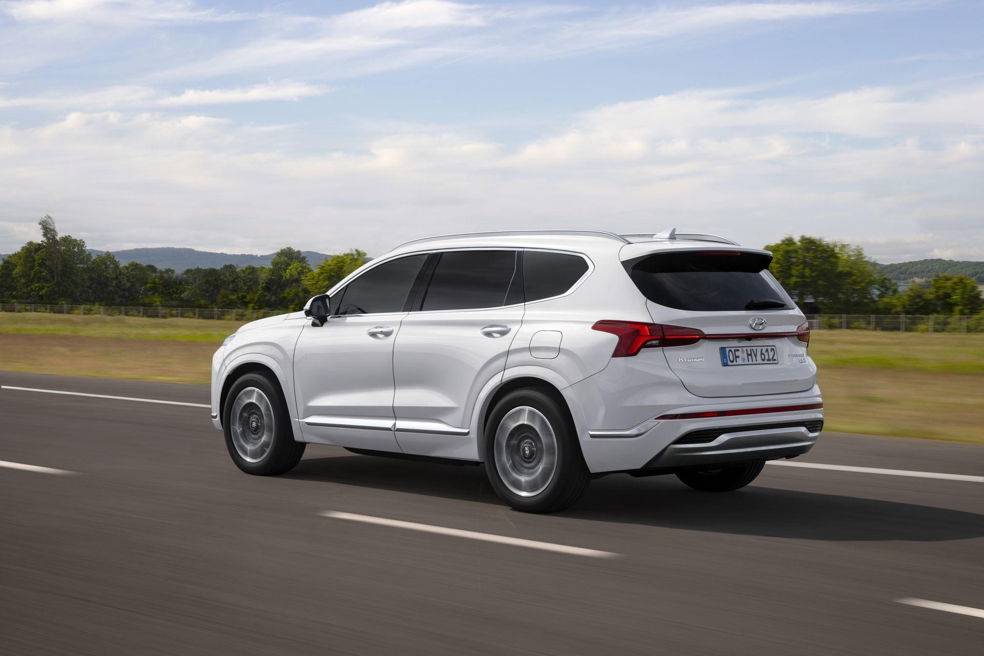 Hyundai Santa Fe 2020 7