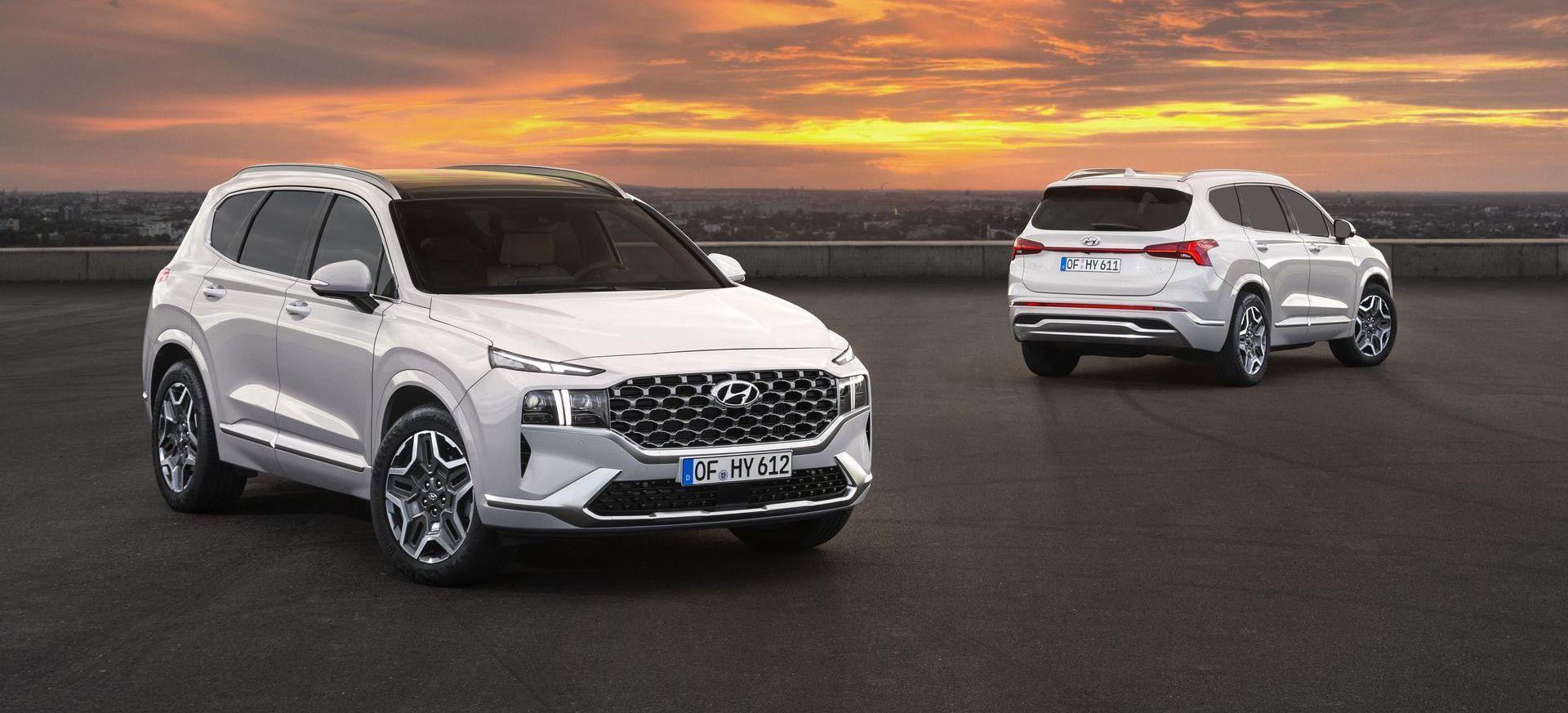 Hyundai Santa Fe 2020 P
