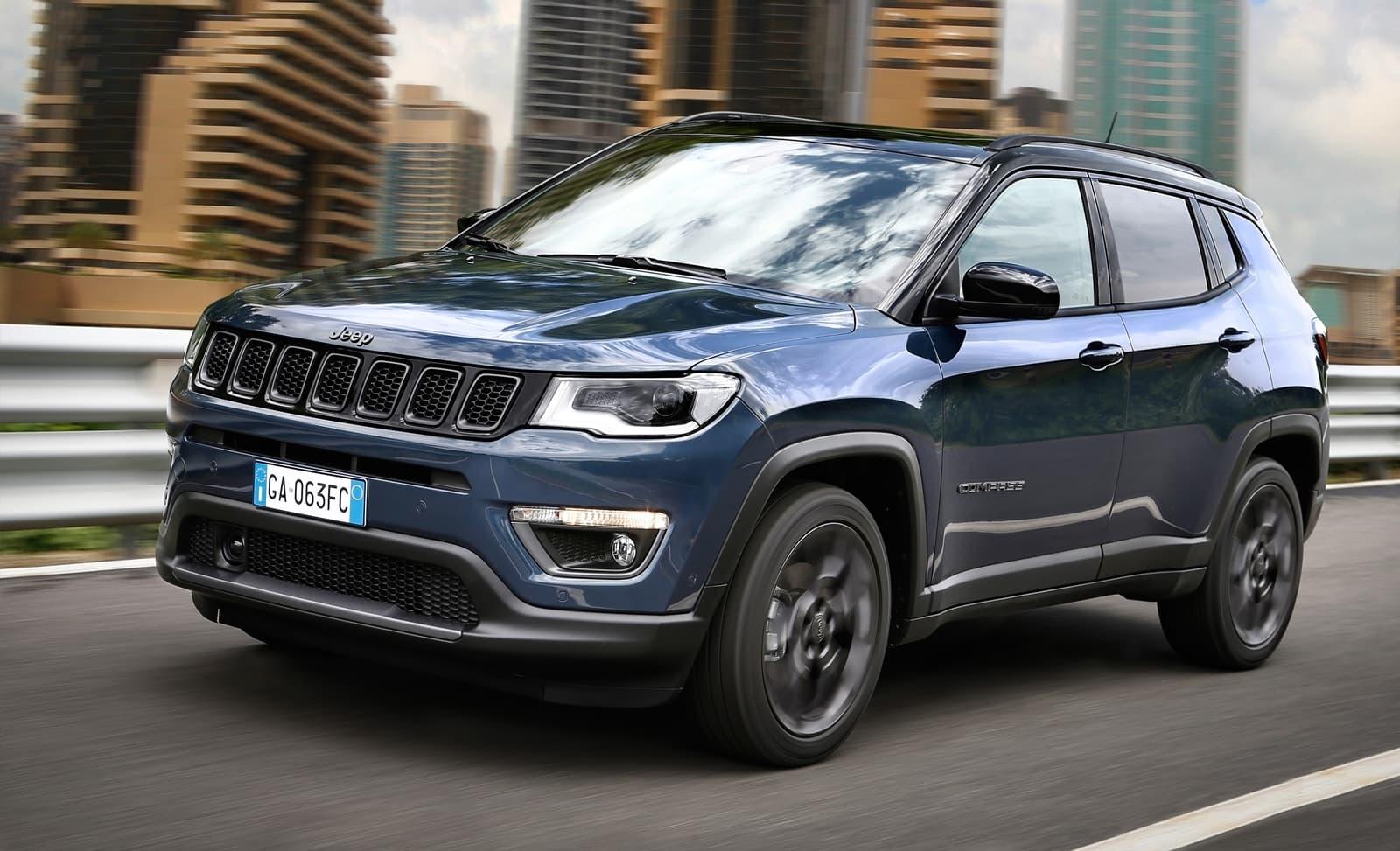 2021 Jeep Compass Performance