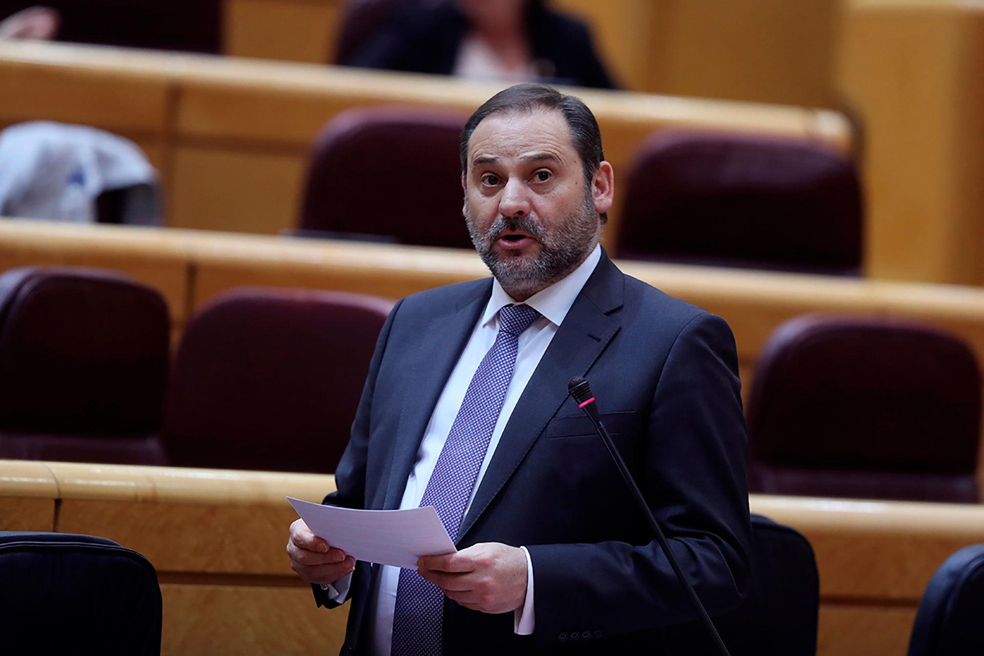 Jose Luis Abalos Ministro Transportes