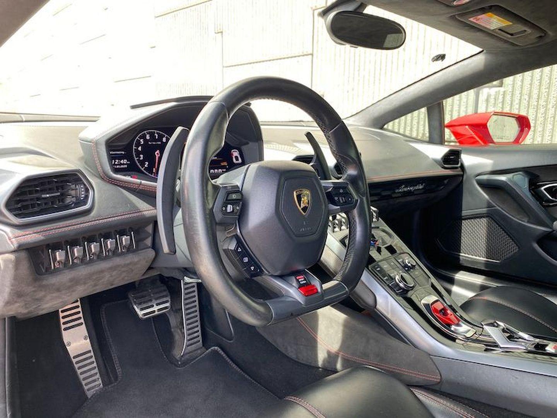 Lamborghini Huracan 300000 Km 4
