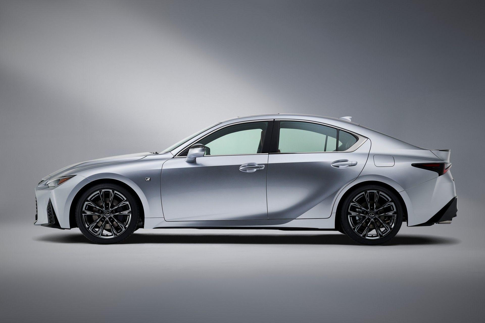 Lexus Is 2021 81