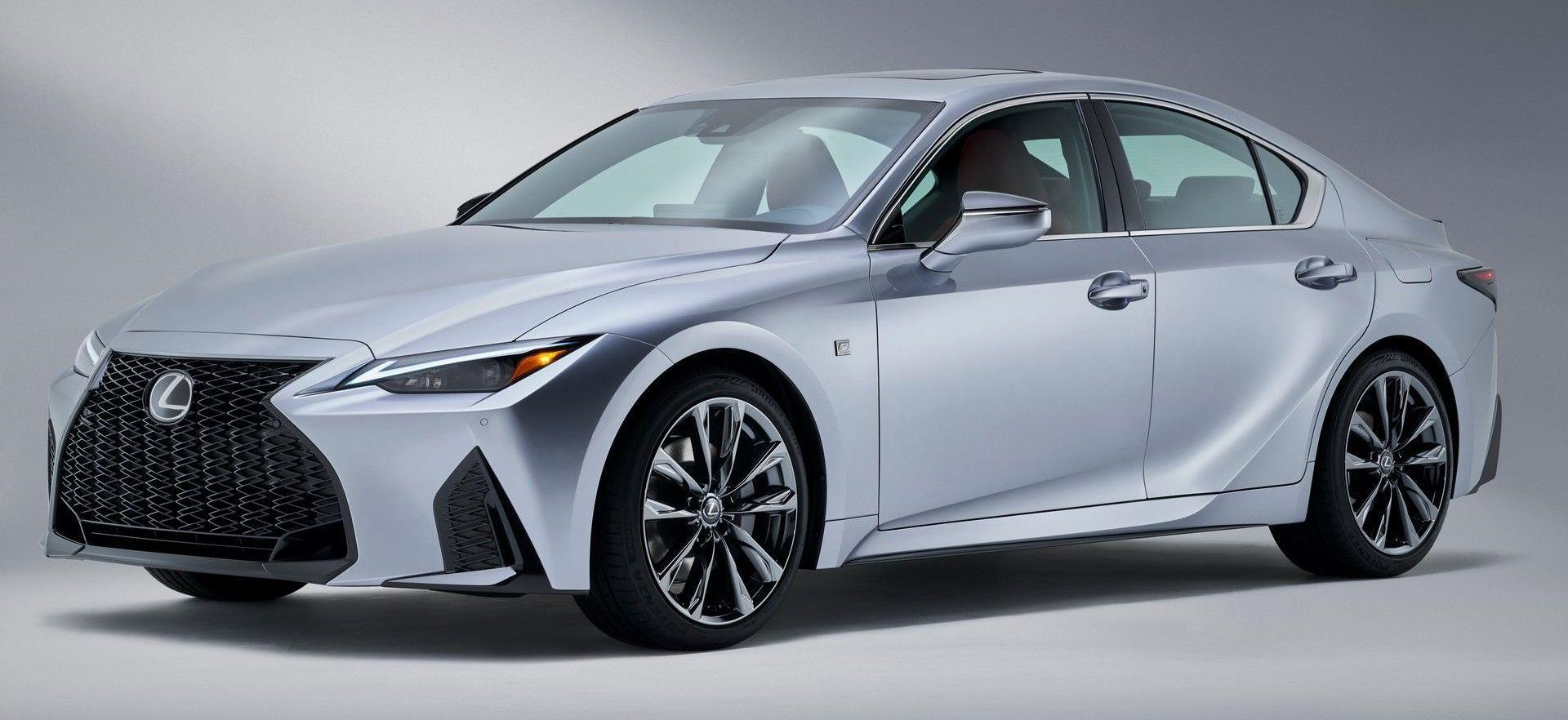 Lexus Is 2021 P