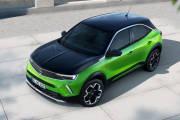 Opel Mokka E 2020 Verde 03 thumbnail