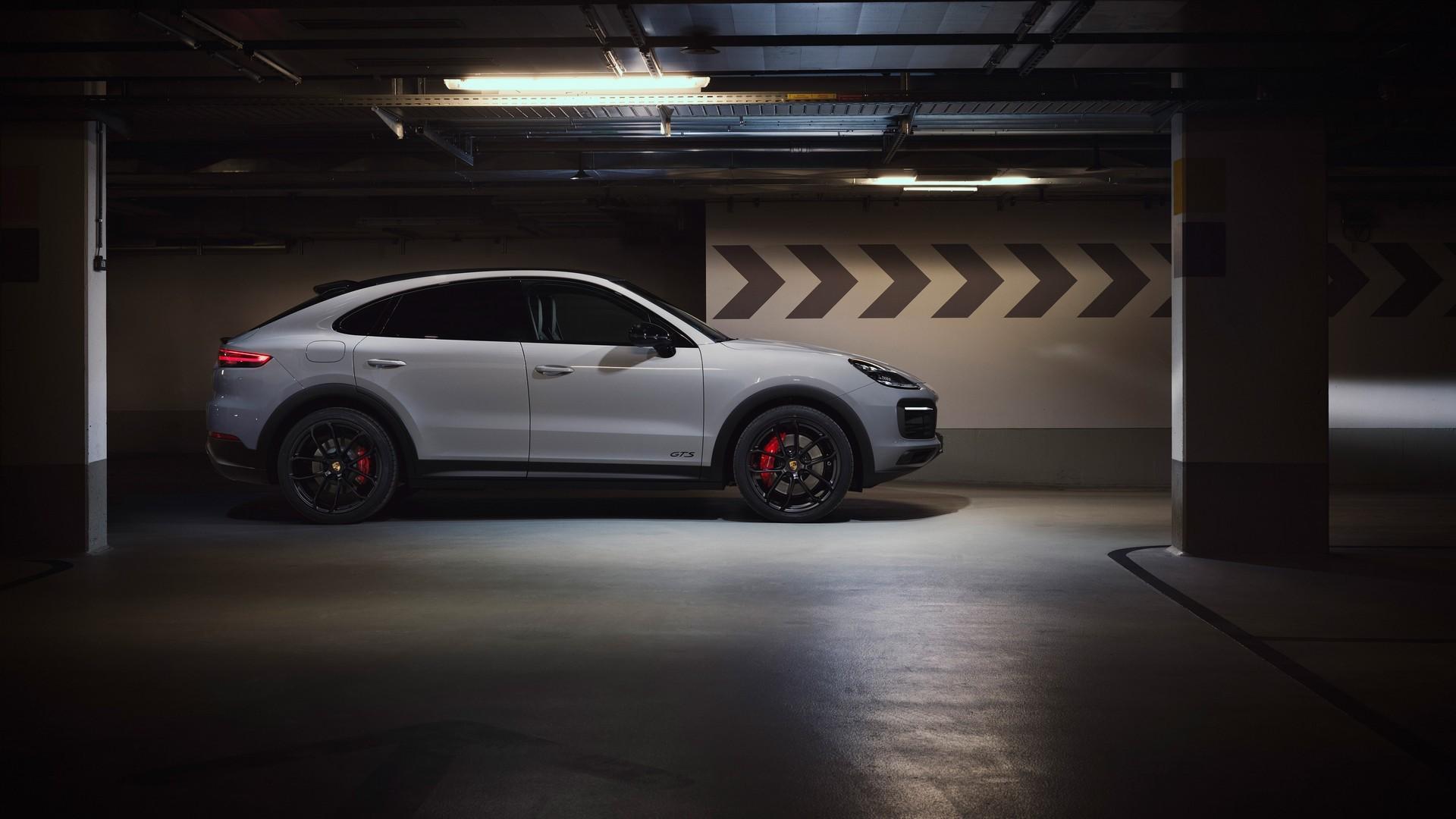 Porsche Cayenne Gts 2020 3