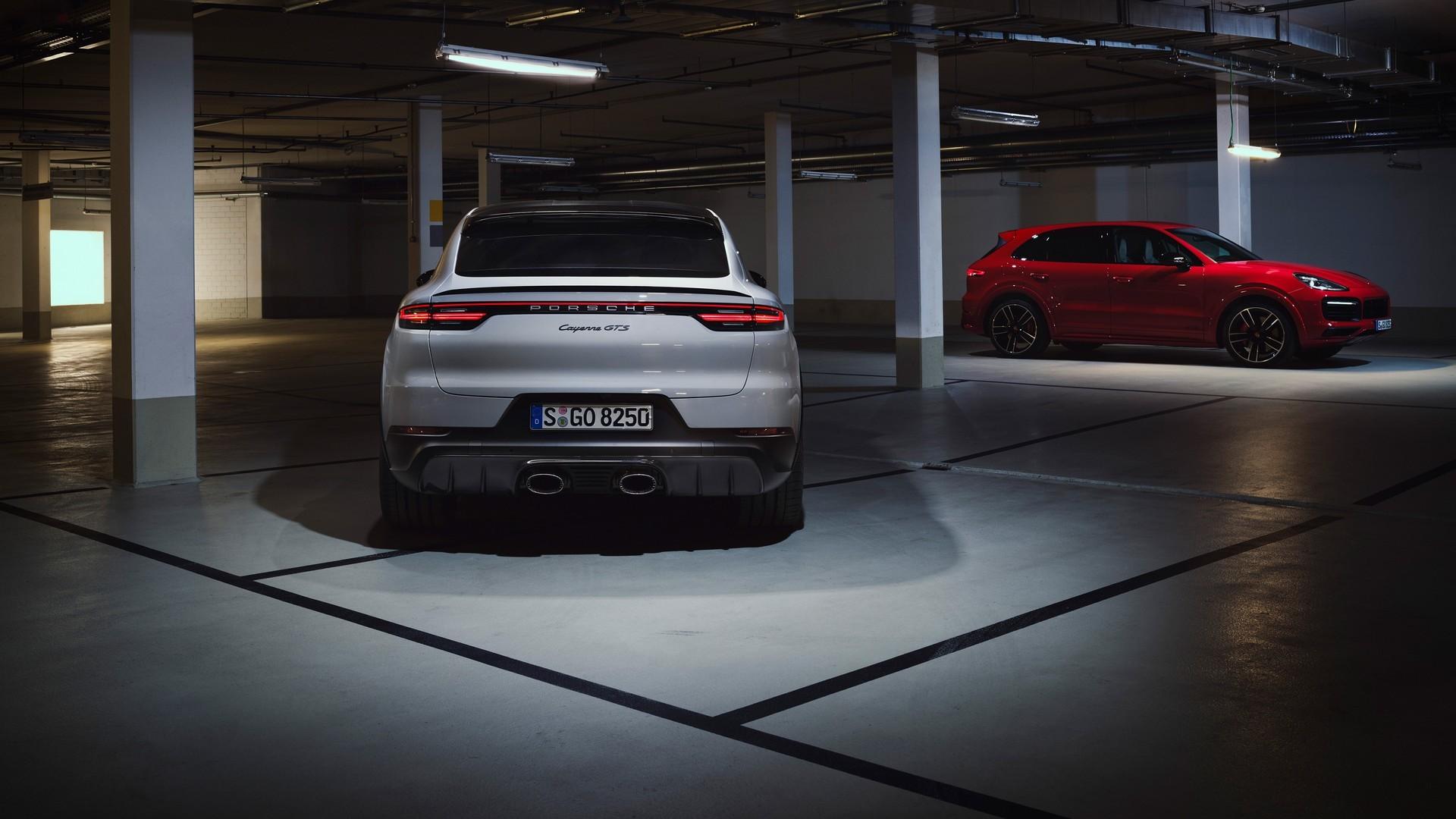 Porsche Cayenne Gts 2020 4