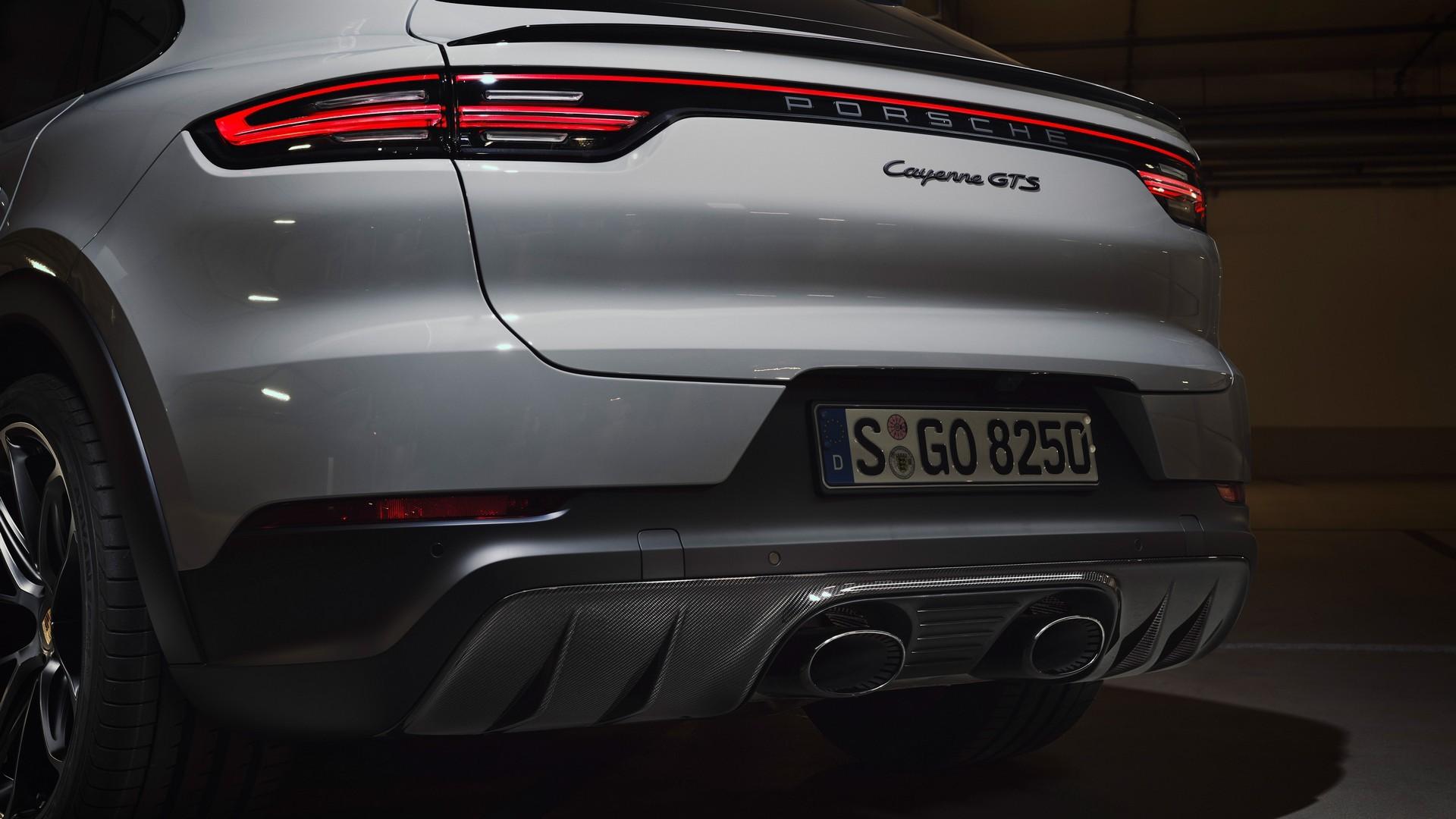 Porsche Cayenne Gts 2020 5