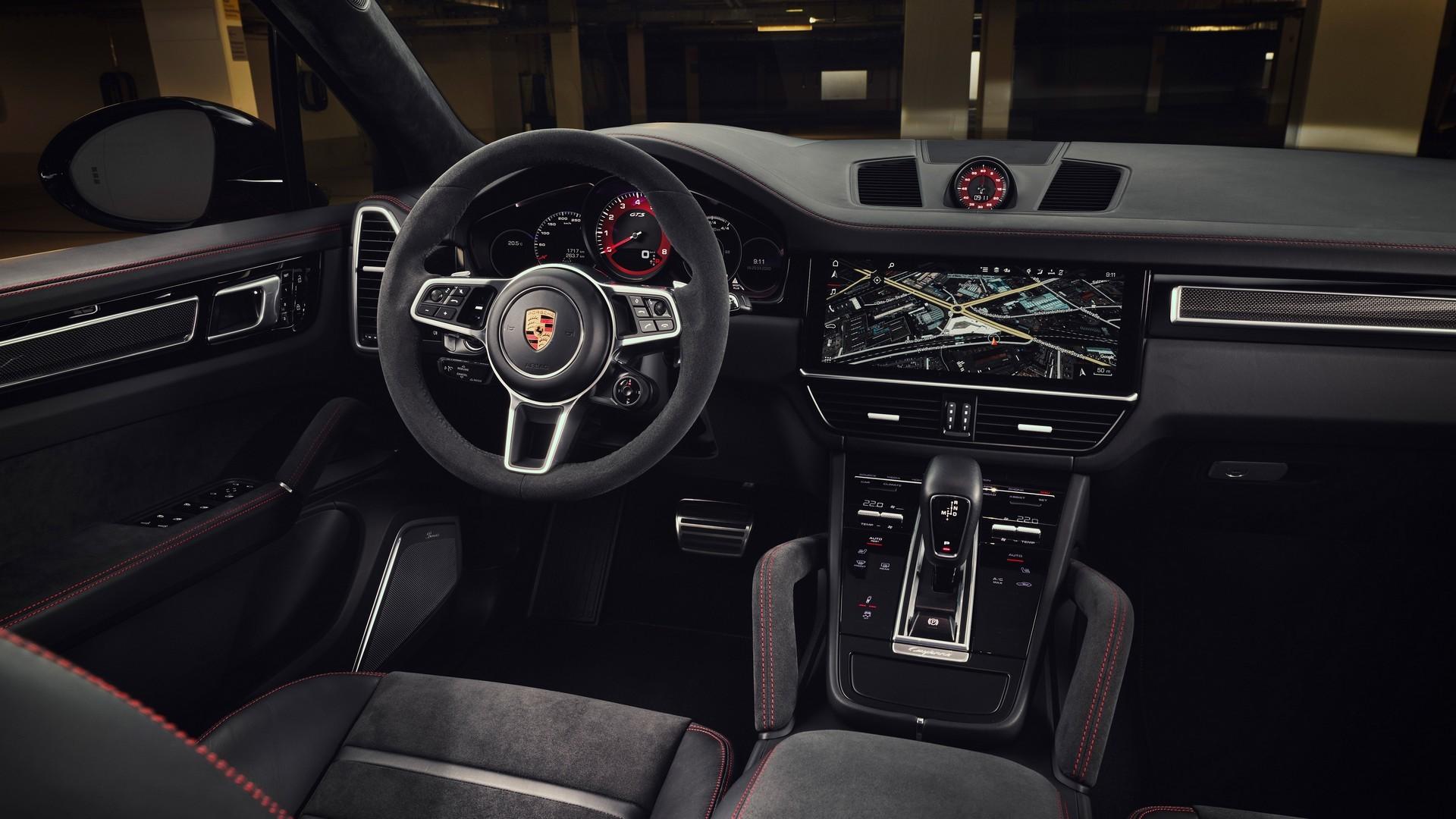Porsche Cayenne Gts 2020 8