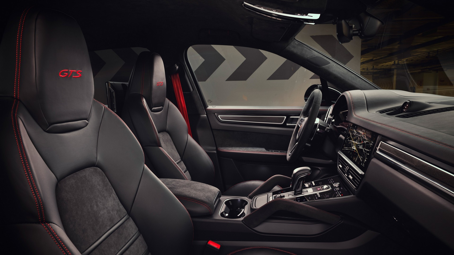 Porsche Cayenne Gts 2020 9
