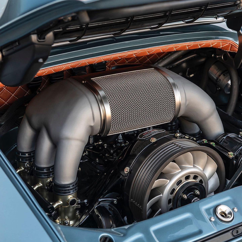 Porsche Singer 911 Octagon Dm 1