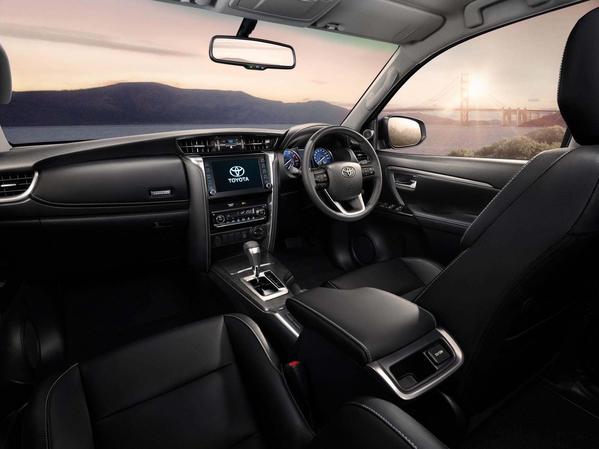 Toyota Fortuner 2020 15