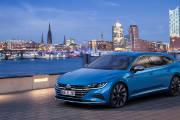 Volkswagen Arteon Shooting Brake 2020 Elegance Azul 34 thumbnail