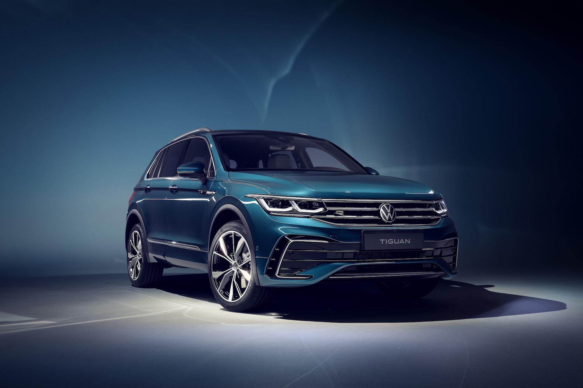 Volkswagen Tiguan 2020 35