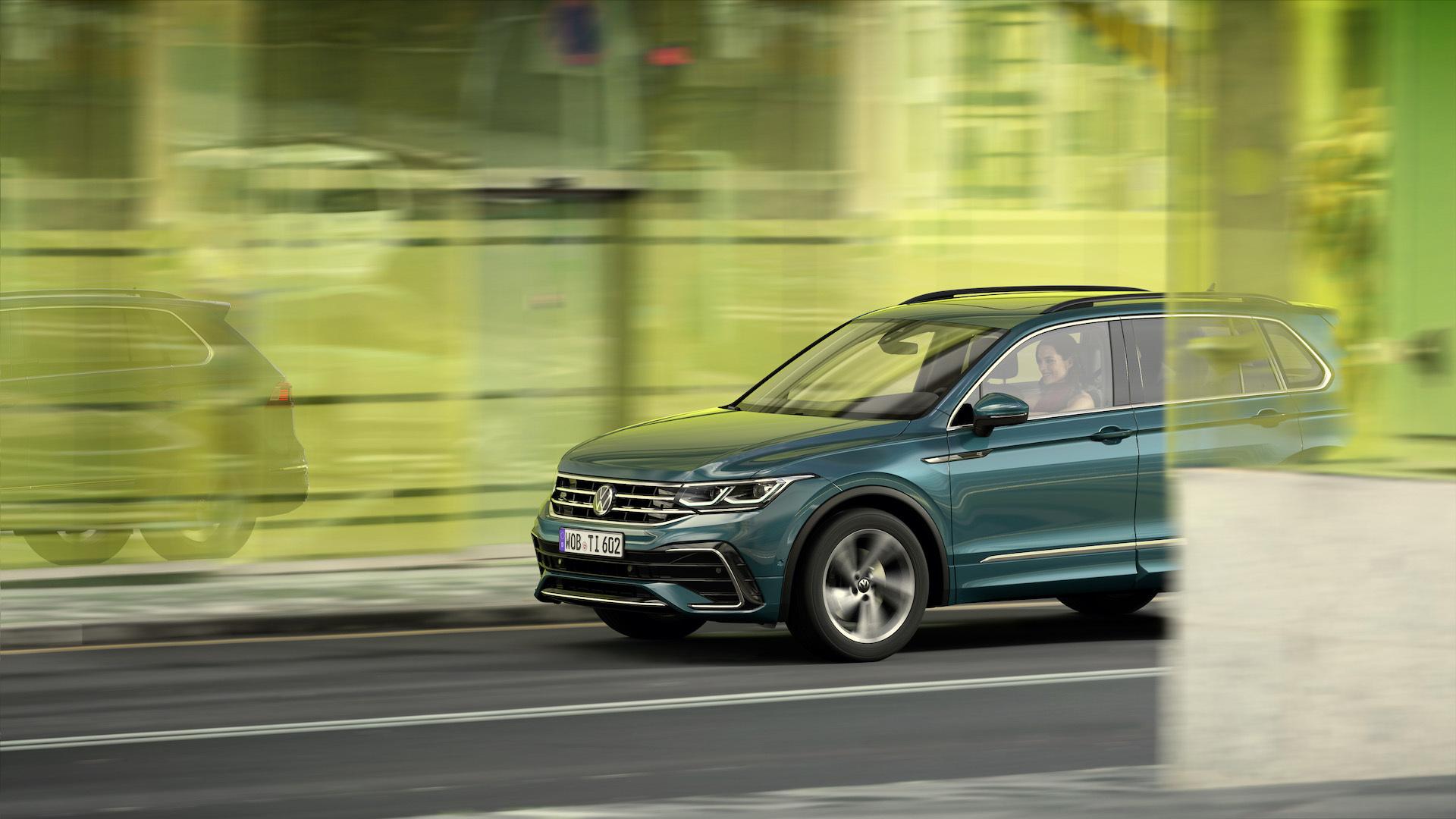Volkswagen Tiguan 2020 8
