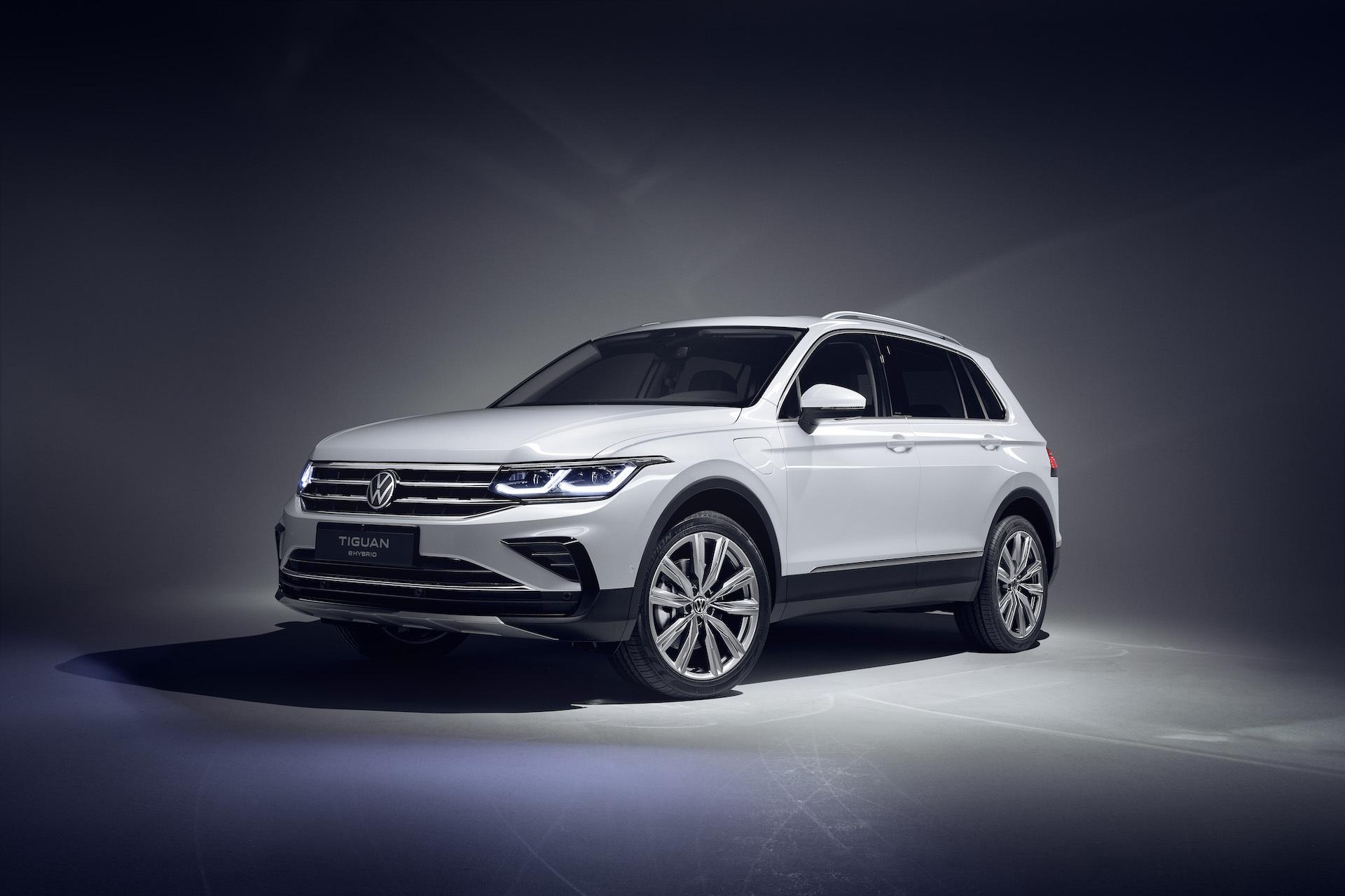 Volkswagen Tiguan Ehybrid 2020 1
