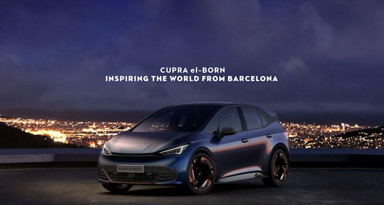 SEAT desvela el nuevo Cupra el-BORN, su nuevo coche eléctrico compacto será  Cupra y no SEAT | Diariomotor