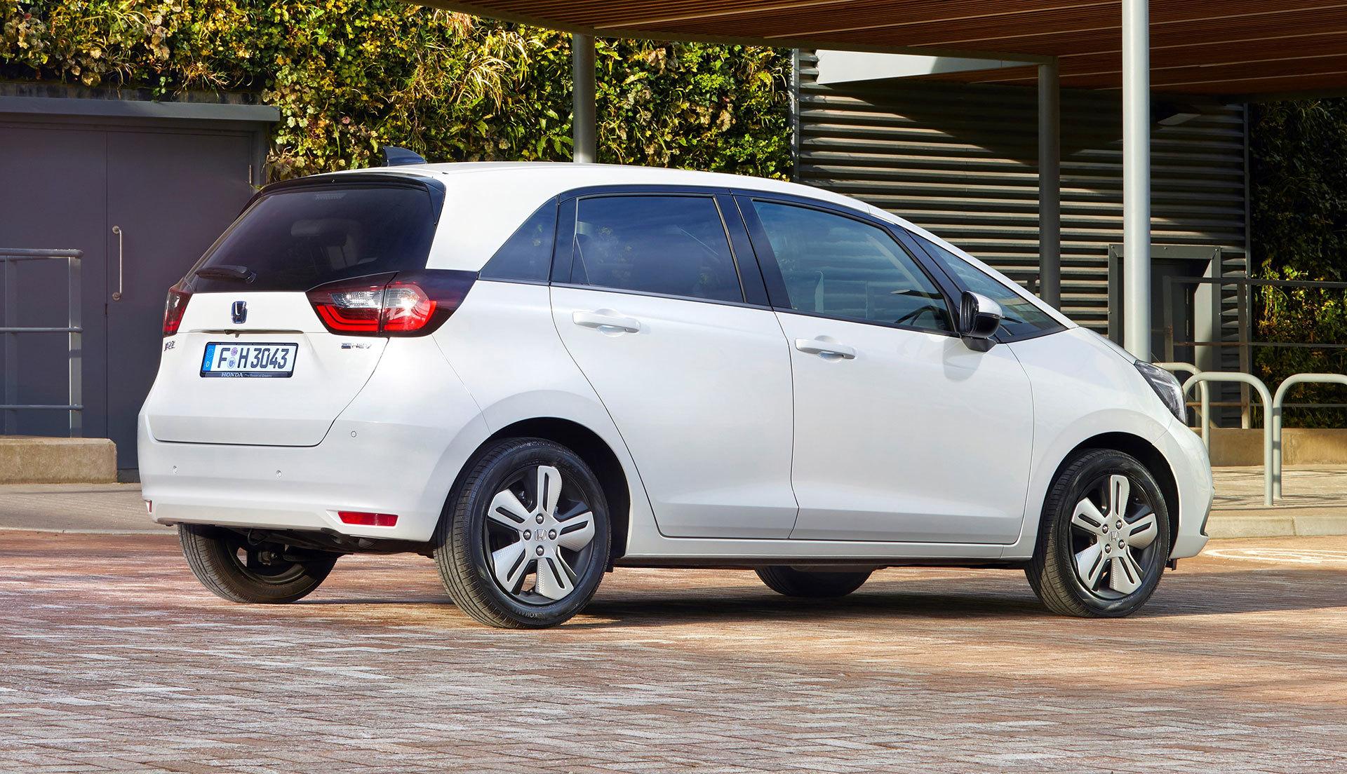 Honda Jazz 2020 Blanco 3