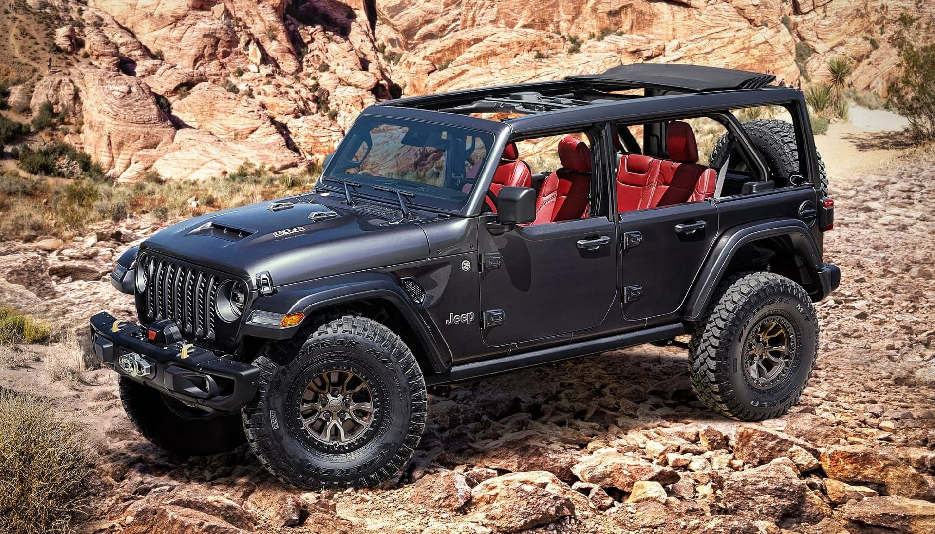 2021 The Jeep Wrangler Redesign and Review