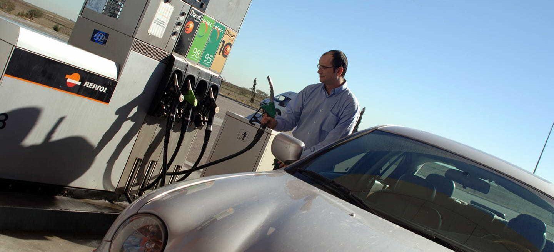 Mezclar Gasolina 95 98 Repostaje