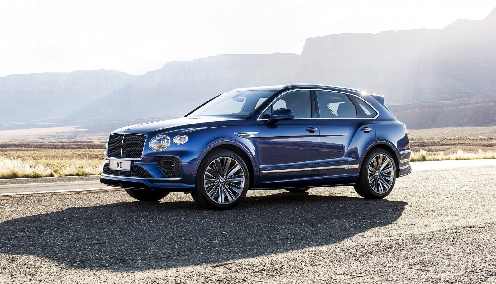 Bentley Bentayga Speed 2021 0820 007