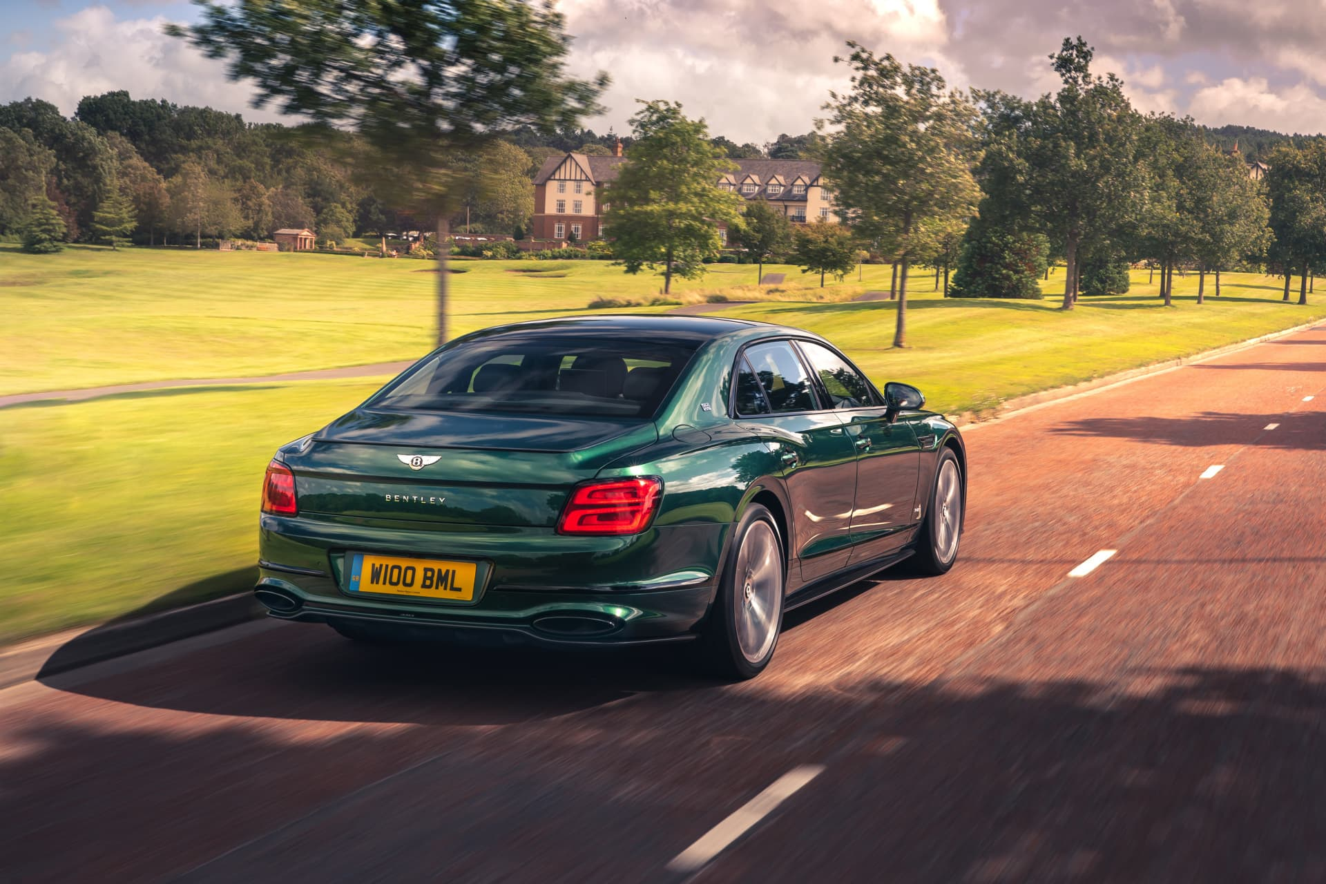 Bentley Flying Spur Styling Specification 02
