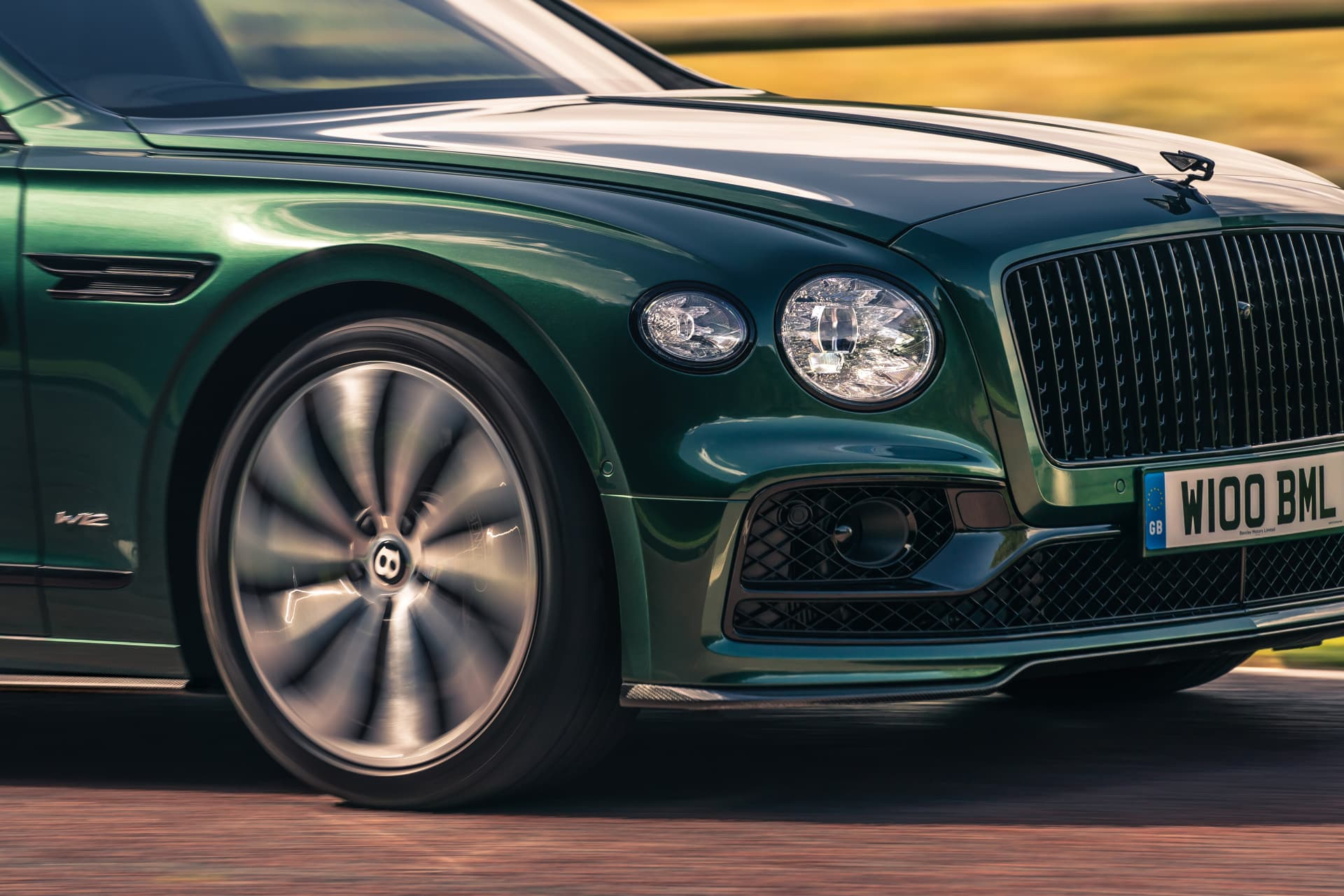 Bentley Flying Spur Styling Specification 04