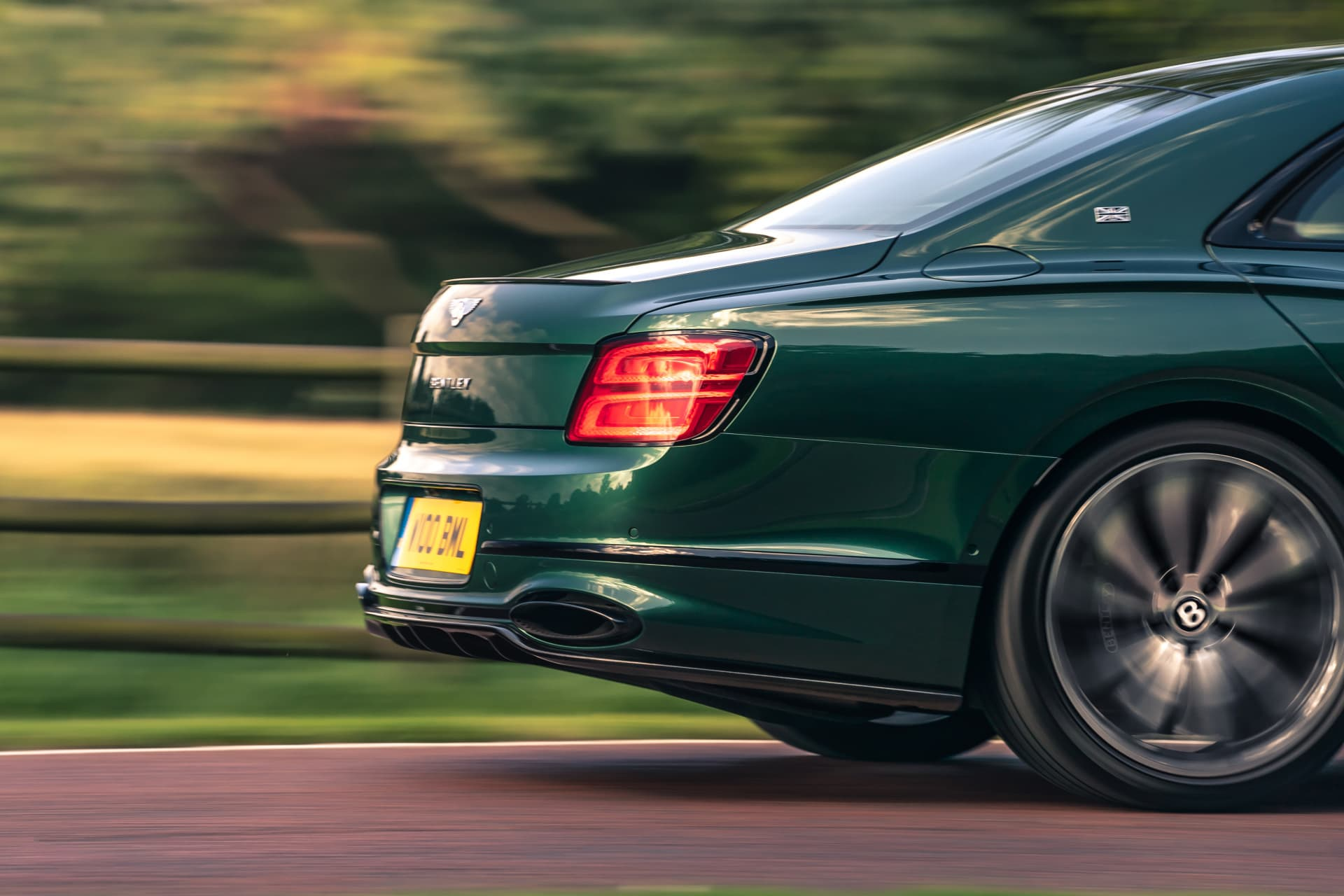 Bentley Flying Spur Styling Specification 05